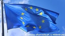 Europäische Fahne EU Flagge