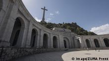 August 26, 2016 - Madrid, spain, Spain - l Valle de los Caidos Valley of the Fallen monument stands 50 kilometers north of Madrid, Spain. . Spanish Dictator General Francisco Franco ordered the construction of the monument, which contains his own tomb and of the Falange Espanola ( Spanish Phalanx ) Jose Antonio Primo de Rivera. It was built builders and prisoners between 1940 and 1958. Madrid Spain PUBLICATIONxINxGERxSUIxAUTxONLY - ZUMAn230 August 26 2016 Madrid Spain Spain l Valle de Los Caidos Valley of The Fall Monument stands 50 Kilometers North of Madrid Spain Spanish Dictator General Francisco Franco ordered The Construction of The Monument Which contains His Own Tomb and of The Falange Espanola Spanish phalanx Jose Antonio Primo de Rivera IT what built Builders and Prisoners between 1940 and 1958 Madrid Spain PUBLICATIONxINxGERxSUIxAUTxONLY