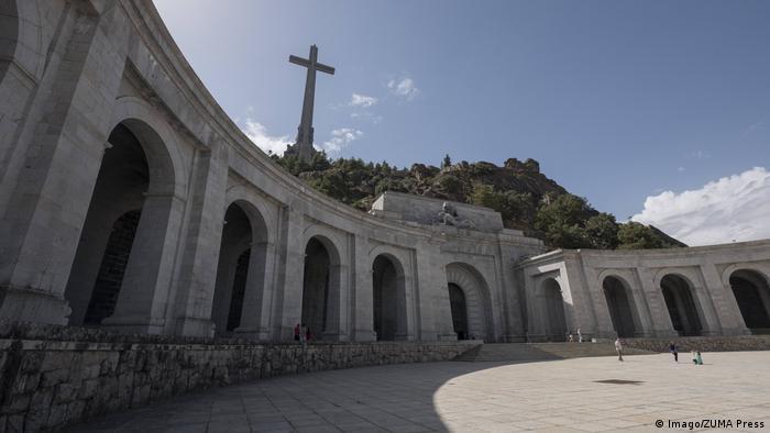 Spanien Valle de los Caidos Valley of the Fallen (Imago/ZUMA Press)