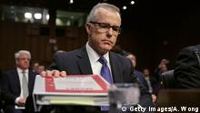 Washington Andrew McCabe Intelligence Chiefs Testify At Senate Intelligence Hearing On World Wide Threats