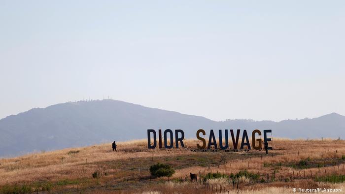 Dior's sauvage brand