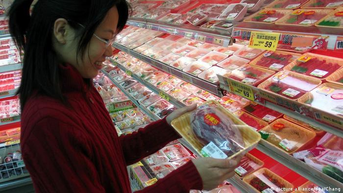 Taiwan stoppt Einfuhr von Rindfleisch aus den USA