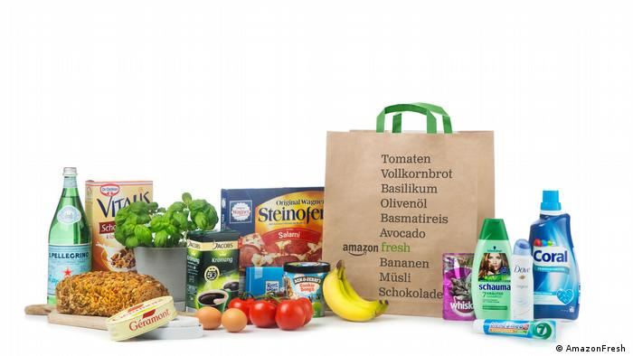 German grocery business: AmazonFresh enters the fray | Business