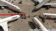 Star Alliance Gründungsmitglieder Flugzeuge