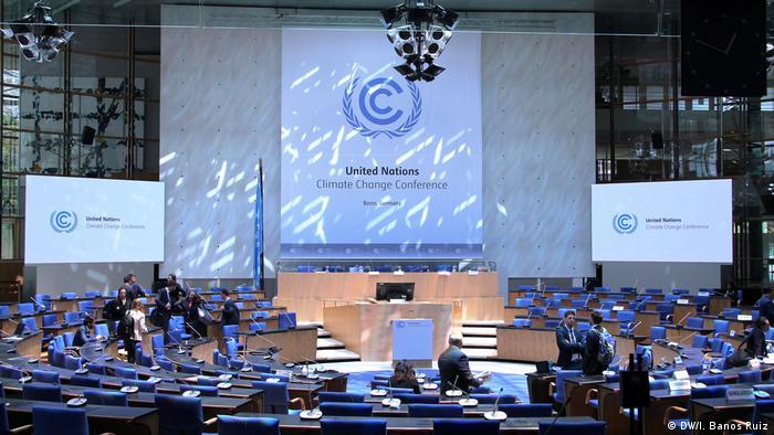 CAMBIO CLIMÁTICO: COP23: un conjunto de reglas para la protección del clima