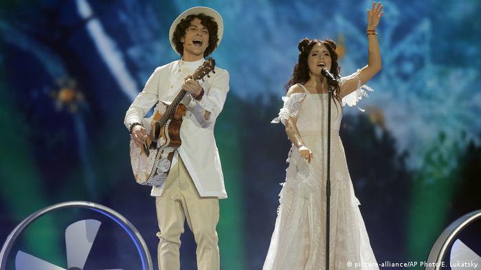 NaviBand на Евровидении-2017