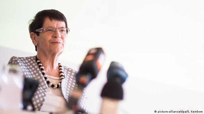 Deutschland PK der Deutschen Aids-Hilfe in Berlin (picture-alliance/dpa/S. Kembow)