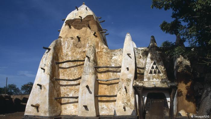 Ghana Larabanga Moschee (Imago/UIG)