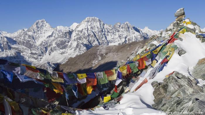 Himalaya - Saisonbeginn für Extrembergsteiger (Foto: picture alliance/dpa/C. Kober)