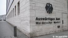 Deutschland Berlin Auswärtiges Amt