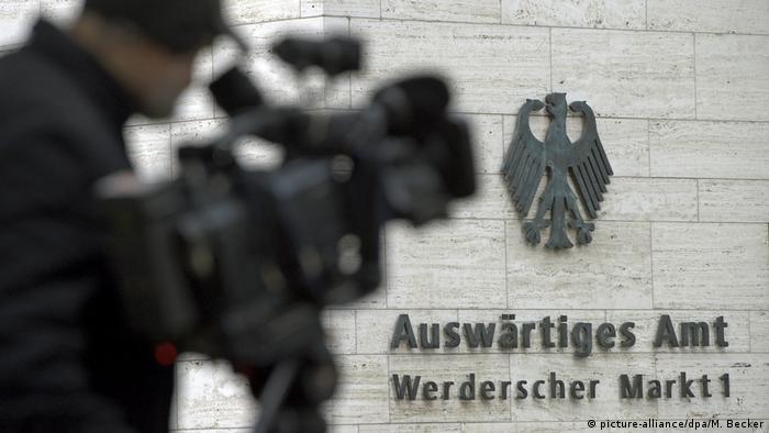 Берлін прагне якнайшвидшого рішення щодо затриманого в Україні німця
