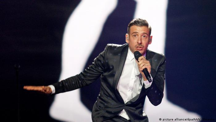 Євробачення-2017 - Італія - Франческо Габбані