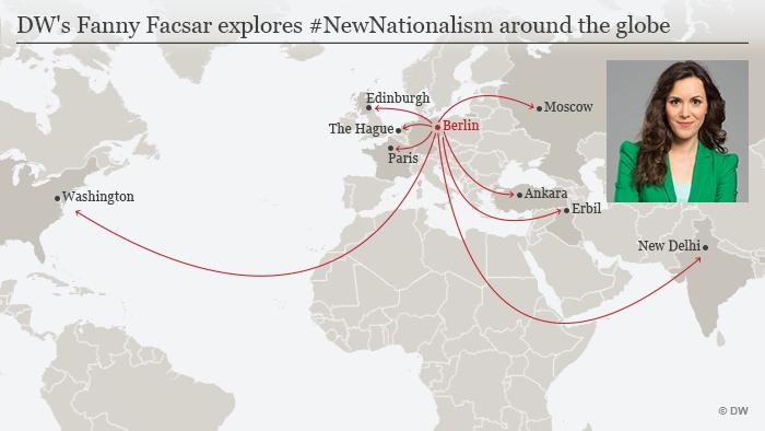 Karte #NewNationalism ENG