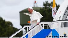 Portugal Papstbesuch
