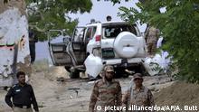 Pakistan Mindestens zwölf Tote bei Anschlag