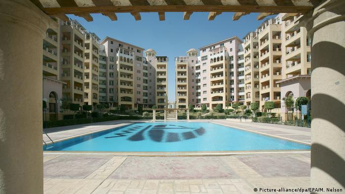 Ägypten Wohnungsprojekt