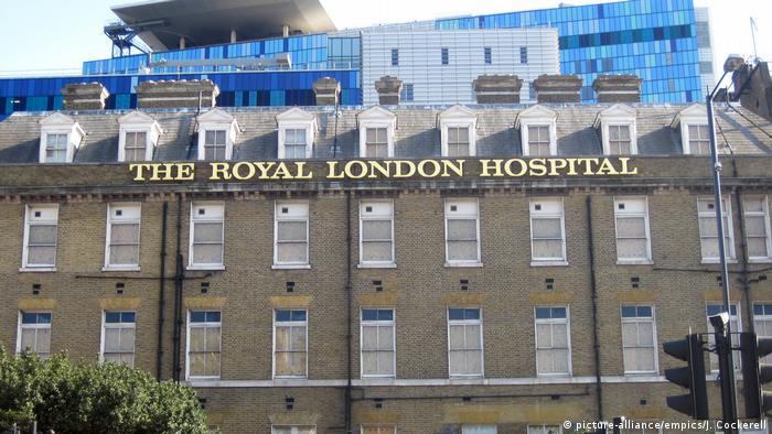 Пожежа в Лондоні - п'ять лондонський лікарень приймають постраждалих