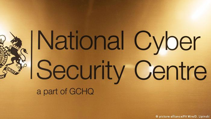 Großbritannien London National Cyber Security Centre (picture-alliance/PA Wire/D. Lipinski)