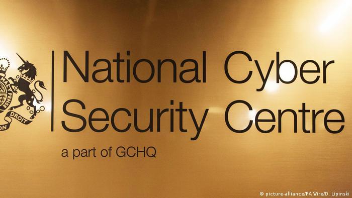 Großbritannien London National Cyber Security Centre