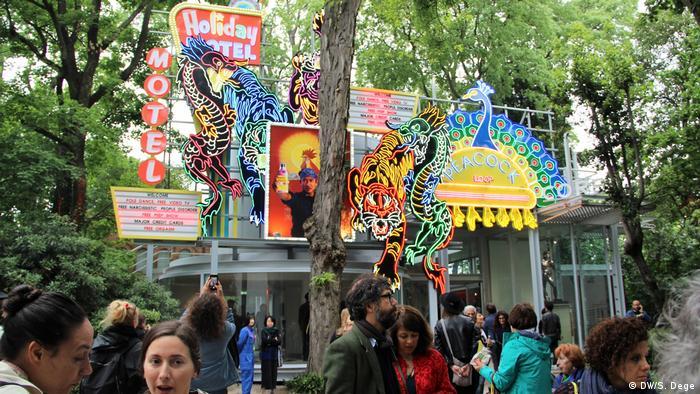 Deutschland großer Sieger auf Kunst-Biennale in Venedig