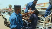 Burundi Gewalt Proteste