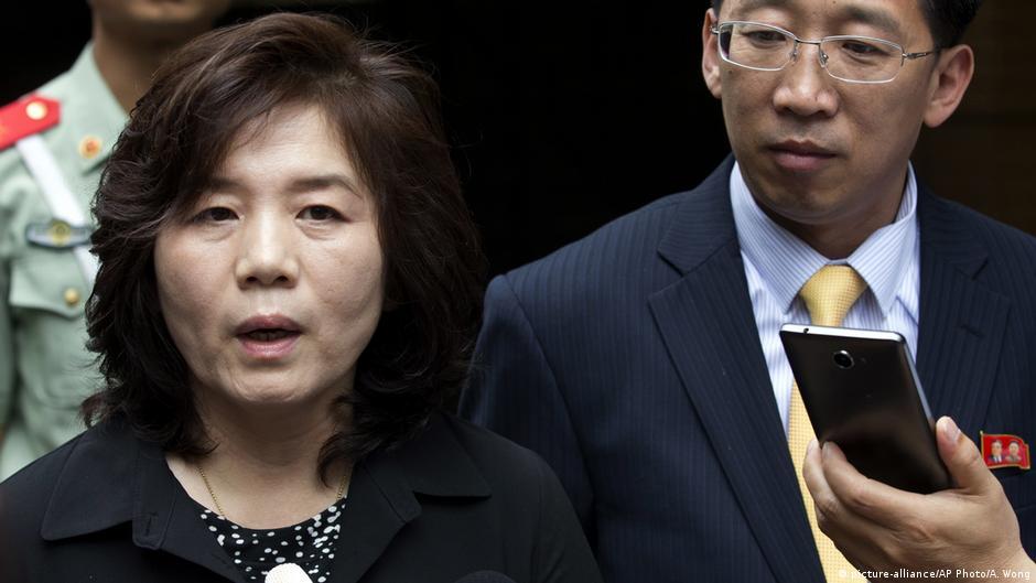 کره شمالی مذاکره با آمریکا در ″شرایط درست″ را ممکن دانست