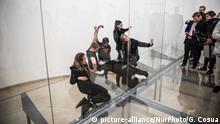 Italien Venedig Biennale Deutscher Pavillon