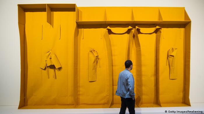 Italien Venedig Biennale - Franz Erhard Walther (Getty Images/Awakening)