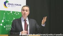 Luis Roberto Barroso von Supremo Tribunal Federal (STF) © Divulgação Brazil Forum