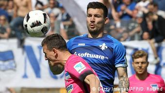 1. Bundesliga 33. Spieltag | SV Darmstadt vs. Hertha BSC (Getty Images/AFP/D. Roland)