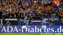 1. Bundesliga - Schalke vs Hamburg HSV