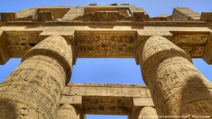 Colunas de Luxor