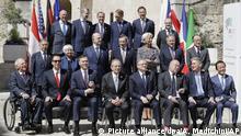 Treffen der G7-Finanzminister und -Notenbankchefs