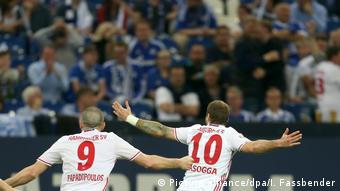 Fußball: Bundesliga FC Schalke 04 - Hamburger SV