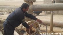 Symbolbild Öl-Produktionskürzung
