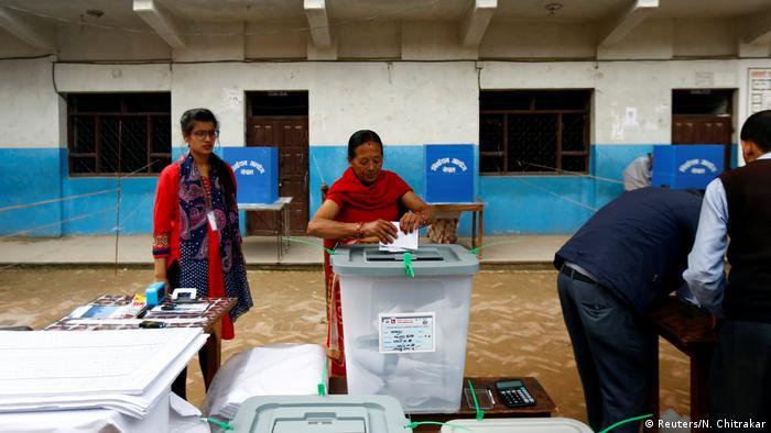Nepal Lokalwahlen