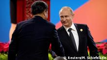 China Belt and Road Forum in Peking - Xi Jinping und Vladimir Putin