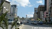 Äthiopien - Addis Abeba - City Churchill Road