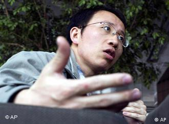 German media often highlight the plight of persecuted Chinese dissidents such as Hu Jia