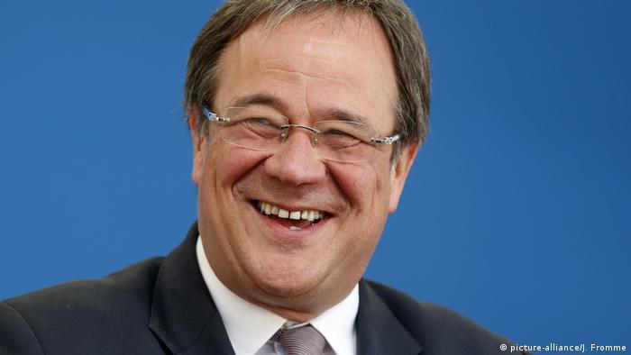 Deutschland Landtagswahlen in NRW Armin Laschet NEU
