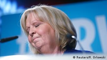 Hannelore Kraft entregará também a liderança estadual do SPD