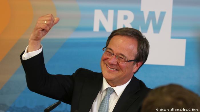 Deutschland Landtagswahlen in NRW Armin Laschet (picture-alliance/dpa/O. Berg)