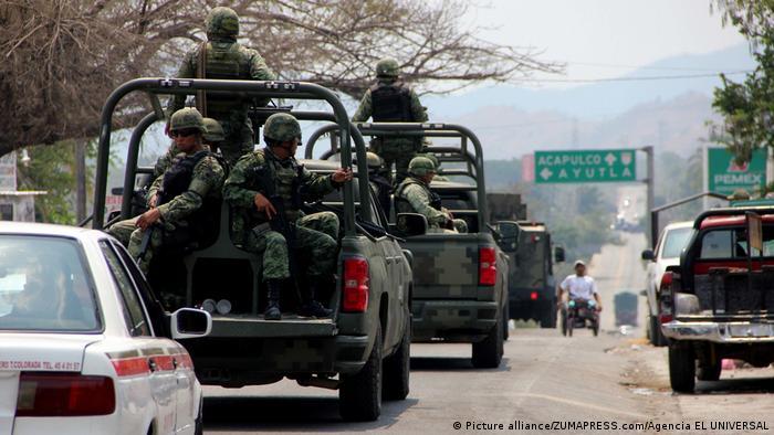Philipinen SicherheitSeguridad-Guerrero