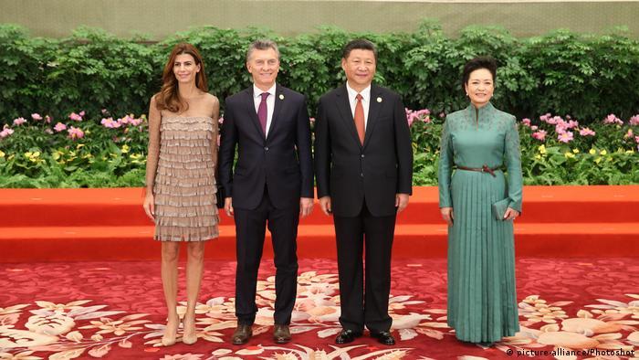 China Gipfel zur Neuen Seidenstraße (picture-alliance/Photoshot)