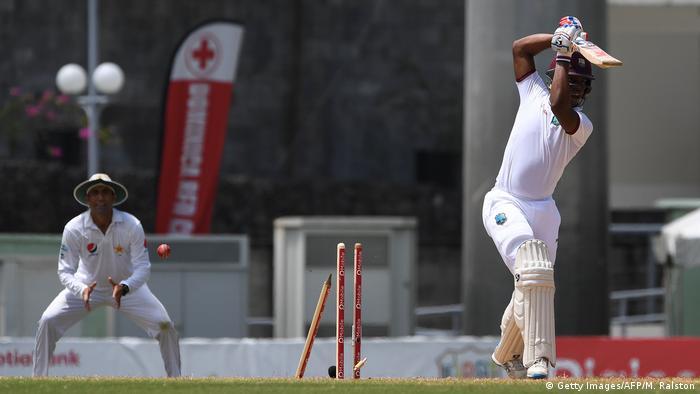 Cricket Pakistan - West Indies (Getty Images/AFP/M. Ralston)