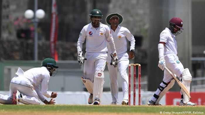Cricket Pakistan - West Indies (Getty Images/AFP/M. Ralston)