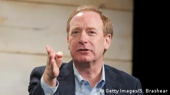Microsoft Brad Smith (Getty Images/S. Brashear)