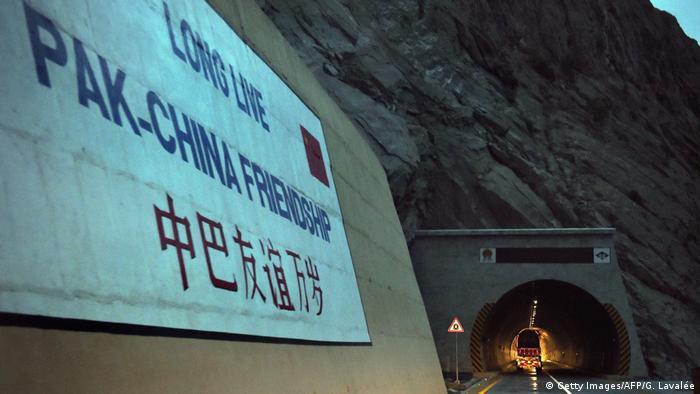 Pakistan Chinas Seidenroute
