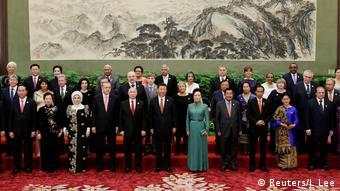 China Gipfel Neue Seidenstraße in Peking (Reuters/J. Lee)