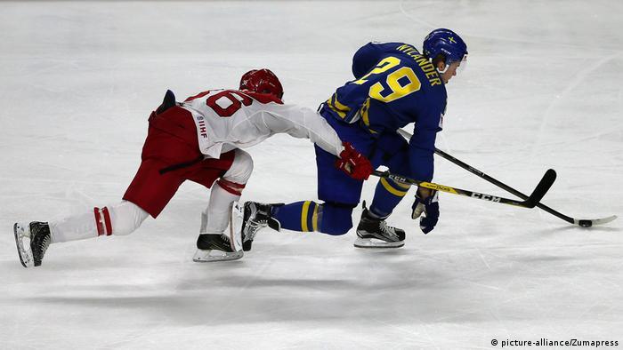 Deutschland Eishockey WM Schweden - Dänemark (picture-alliance/Zumapress)